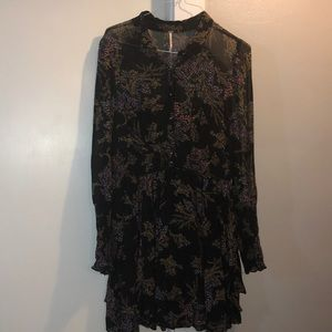 Free People Pretend Babydoll Dress